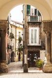 Italienische Straße Lizenzfreie Stockfotos