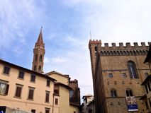 Italienische Straßen Stockfotos