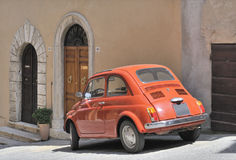 Italienische Straßenszene Stockfoto