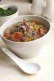 Italienische Suppe Stockfotos