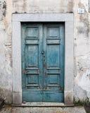 Italienische Tür Lizenzfreie Stockfotografie