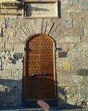 Italienische Türen Stockfotos
