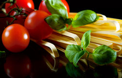 Italienische Teigwaren Lizenzfreie Stockbilder