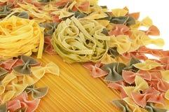 Italienische Teigwarenansammlung Lizenzfreie Stockbilder