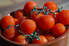 Italienische Tomaten Lizenzfreie Stockfotografie