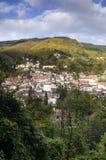 Italienischer Berg (appennino) Lizenzfreies Stockbild