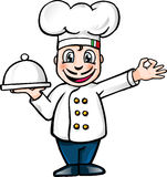 italienischer Chef Stockbilder