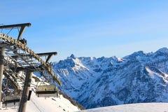 italienischer Dolomit Lizenzfreie Stockfotos