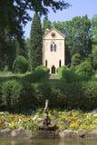 Italienischer Garten Stockbild