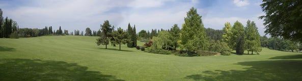 Italienischer Garten Lizenzfreies Stockfoto