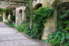 Italienischer Garten Lizenzfreie Stockfotos