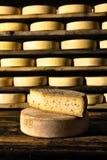Italienischer Käse Lizenzfreie Stockfotografie
