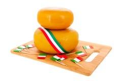 Italienischer Käse Stockfotos