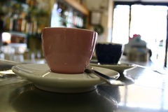Italienischer Kaffee Lizenzfreies Stockfoto