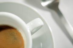 Italienischer Kaffee Stockfotografie
