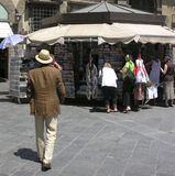 Italienischer Mann stockfoto
