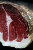 Italienischer Mittagessenfleisch Prosciutto stockbilder