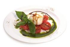 Italienischer Parmesankäse Stockbild