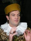 Italienischer Prinz Lorenzo Medichi Jr Lizenzfreies Stockbild