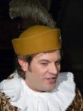 Italienischer Prinz Lorenzo Medichi Jr Lizenzfreie Stockfotografie