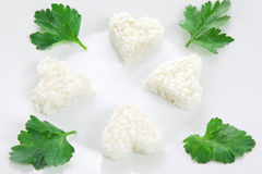 Italienischer Reis Lizenzfreies Stockfoto