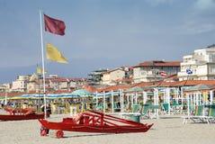 Italienischer Strand lizenzfreie stockfotografie