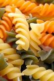 Italienischer Teigwaren-Hintergrund Lizenzfreies Stockbild