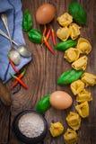 Italienischer Teigwaren Tortellini Stockbilder