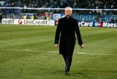 Italienischer Trainer Claudio Ranieri Lizenzfreie Stockbilder