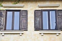 Italienisches Artgebäude. Stockbild