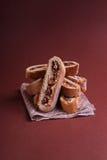 Italienisches biscotti lizenzfreie stockfotos