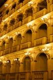 Italienisches klassisches Theater lizenzfreie stockbilder