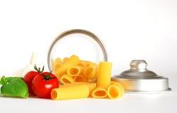 Italienisches maccheroni Stockfotos