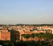 Italienisches Stadtbild Stockfotos