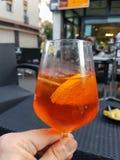 Italiensk aperitif med mellanmålet Royaltyfri Foto