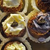 Italiensk bageritradition Idérik gourmet- bakelse Royaltyfri Foto