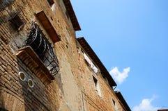 Italiensk byggnad Arkivbilder