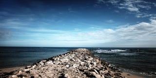 Italiensk ensamhet Fotografering för Bildbyråer
