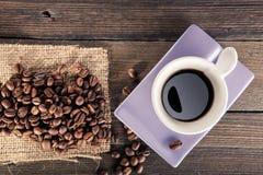 Italiensk espresso Royaltyfria Bilder