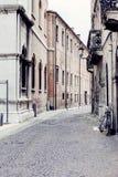 italiensk gata Arkivbilder