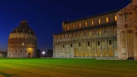 Italiensk historisk byggnad Royaltyfria Foton