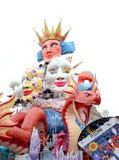 Italiensk karneval Royaltyfri Fotografi