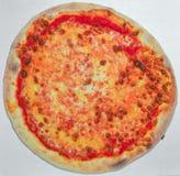 Italiensk margheritapizza Royaltyfria Foton