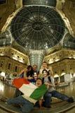 italiensk passion Royaltyfria Bilder