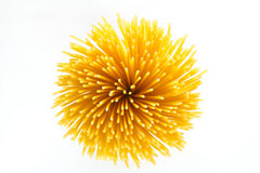 italiensk pasta Arkivbilder