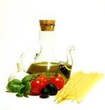 italiensk pasta Royaltyfri Fotografi