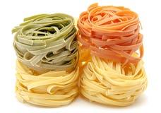 Italiensk pasta Arkivfoto