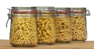 Italiensk pastabakgrund Royaltyfria Bilder
