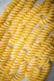 Italiensk pastabakgrundslodlinje Royaltyfria Bilder