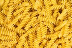 Italiensk pastabakgrundstextur Arkivfoton